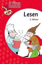 LÜK Lesen  2. Klasse
