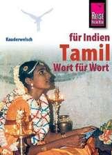 Kauderwelsch Sprachführer Tamil - Wort für Wort