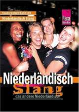 Niederländisch Slang. Kauderwelsch