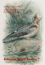 Können Vögel husten