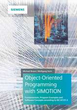Object–Oriented Programming with SIMOTION