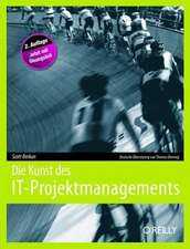 Die Kunst des IT-Projektmanagements, 2. Auflage