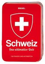 Pocket Quiz Sonderedition Schweiz