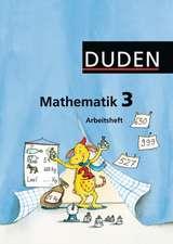 Duden Mathematik 3. Arbeitsheft. Ausgabe A