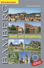 Bamberg. Stadt und Umgebung