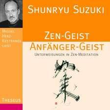Zen-Geist Anfänger-Geist CD