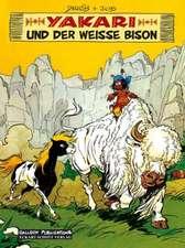 Yakari 02: Y. und der weiße Bison
