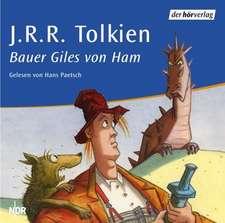 Der Aufstieg und die wunderbaren Abenteuer des Bauern Giles von Ham. CD