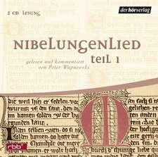 Das Nibelungenlied. 8 CDs