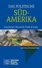 Das politische Südamerika