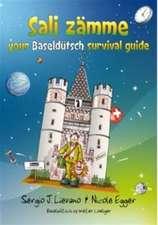 Lievano, S: Sali zämme - your Baseldütsch survival guide