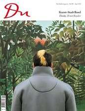 Du805 - das KulturmagazinKunststadt. Basel