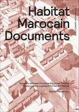 Habitat Marocain Documents: Dynamics Between Formal and Informal Housing