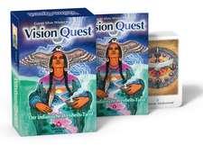 Vision Quest. Buch mit 78 Karten