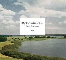 Otto Sander liest Fontane live. CD