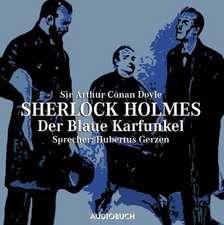 Sherlock Holmes - Der blaue Karfunkel. CD