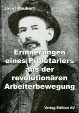 Erinnerungen eines Proletariers aus der revolutionären Arbeiterbewegung