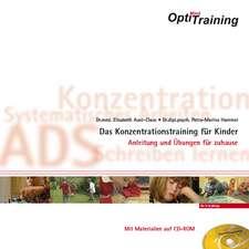 OptiMind - Das Konzentrationstraining für Kinder