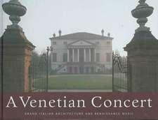 A Venetian Concert. Buch & 4 CDs