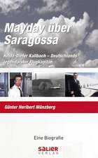 Mayday über Saragossa