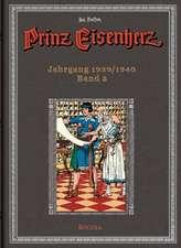 Prinz Eisenherz. Hal Foster Gesamtausgabe - Band 2: Jahrgang 1939/1940