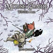 Mouse Guard 02
