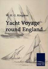 Yacht Voyage around England