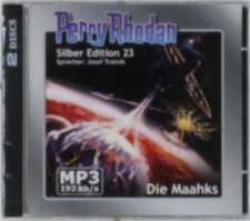 Perry Rhodan Silber Edition 23 - Die Maahks