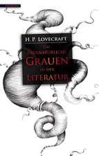 Das übernatürliche Grauen in der Literatur