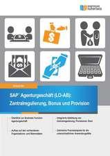 SAP  Agenturgeschäft (LO-AB)