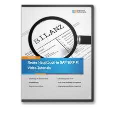 Neues Hauptbuch in SAP ERP FI Video-Tutorials