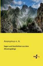 Sagen und Geschichten aus dem Altvatergebirge