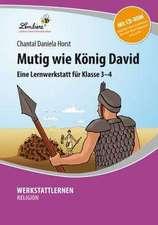 Mutig wie König David (Set)
