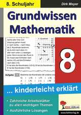 Grundwissen Mathematik / Klasse 8