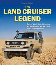 The Landcruiser Legend