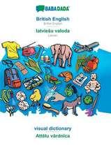 Babadada GmbH: BABADADA, British English - latvieSu valoda,