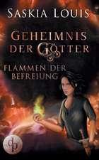 Flammen der Befreiung (Fantasy, Liebe, Abenteuer)