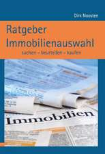 Ratgeber Immobilienauswahl