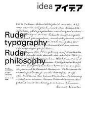 Ruder Typography Ruder Philosophy