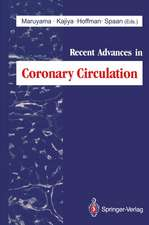 Recent Advances in Coronary Circulation