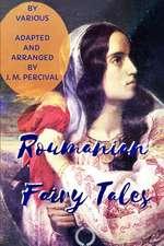 Roumanian Fairy Tales