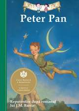 Peter Pan.Repovestire după romanul lui J.M.Barrie