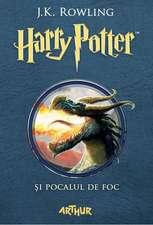 Harry Potter și Pocalul de Foc (#4) Harry Potter și Pocalul de Foc (#4)