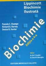 Lippincott Biochimie Ilustrată