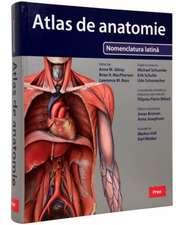 Atlas de Anatomie: Nomenclatura latină