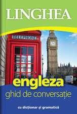 Ghid de conversaţie român-englez