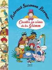 Cuentos En Comic de Los Grimm