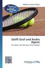 Steffi Graf und Andre Agassi