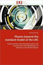Physics Beyond the Standard Model at the Lhc:  Gene de L''Epo
