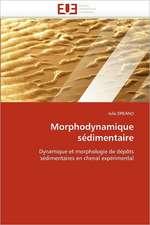 Morphodynamique sédimentaire
